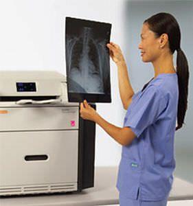Mammograph films X-ray film printer CARESTREAM DRYVIEW 5950 Carestream