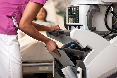 Digital mobile radiographic unit DRX-Revolution Carestream