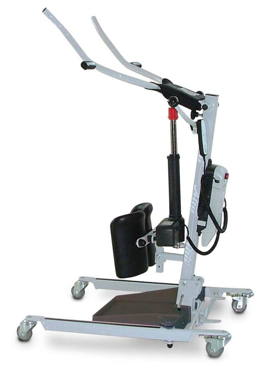 Mobile patient lift / folding ALTIS+ Dupont Medical