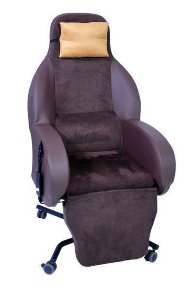Manual medical chair / geriatric SOFFA PRINCEPS Dupont Medical