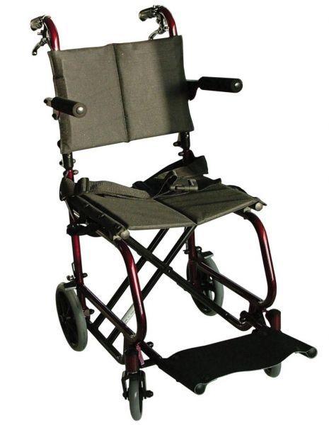 Folding patient transfer chair GENEVA Dupont Medical