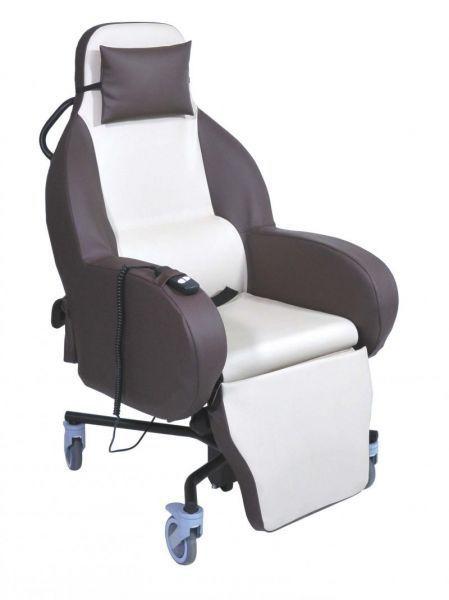 Manual medical chair / geriatric INTEGRA Dupont Medical