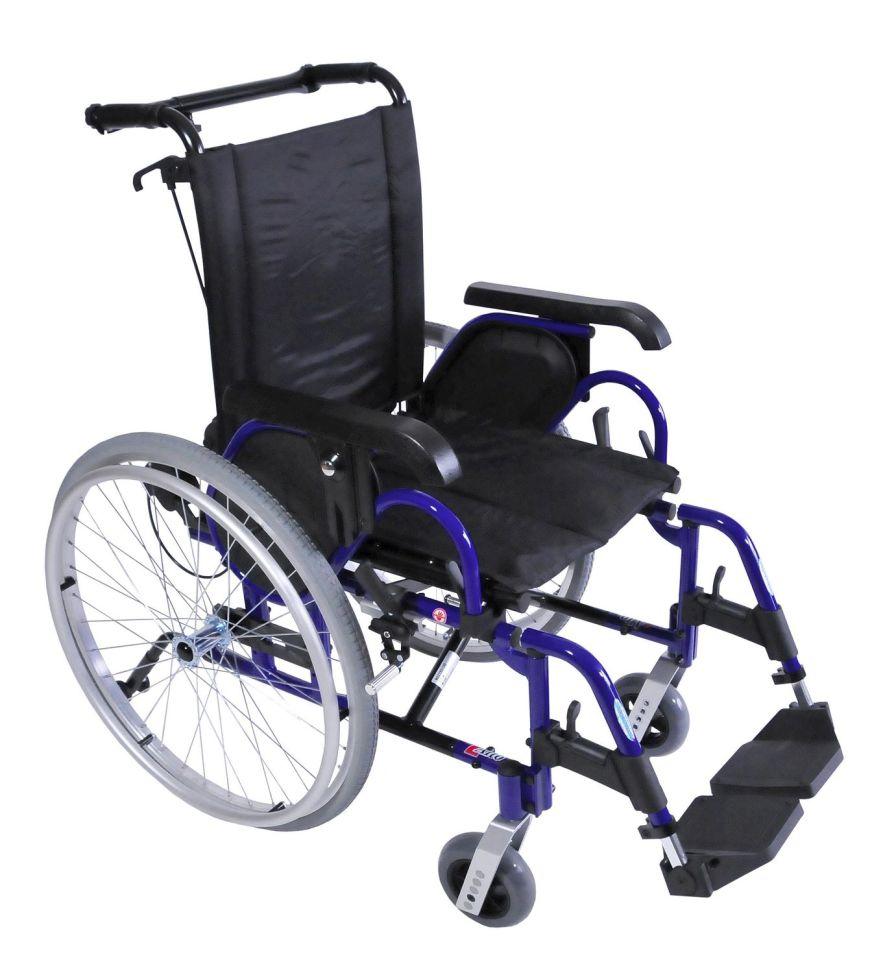 Passive wheelchair / folding ALTO NV Dupont Medical