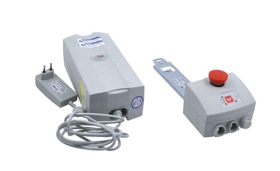 Mobile patient lift / folding SAMSOFT+ Dupont Medical