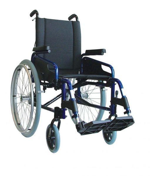 Passive wheelchair / folding PLURIEL Dupont Medical