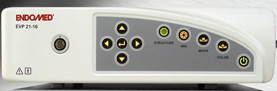 Digestive endoscopy video processor EVP 21-16 ENDOMED Endoskopie + Hygiene