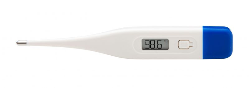 Medical thermometer / electronic 32 °C ... 43.2 °C | Adtemp™ 413 American Diagnostic