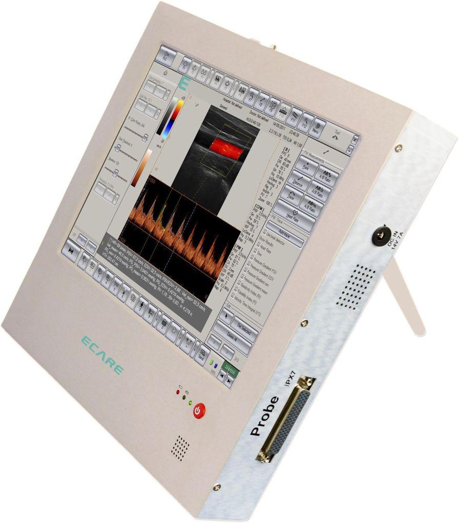 Vascular doppler / bidirectional / portable EC10 Ecare Medical Technology