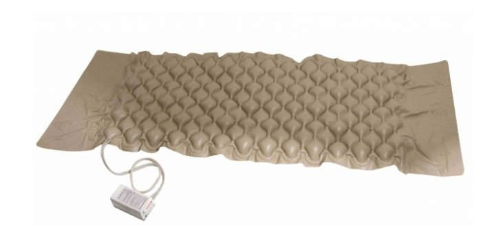 Hospital bed overlay mattress / anti-decubitus / dynamic air / honeycomb MAT-130 CA-MI