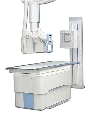 Radiography system (X-ray radiology) / analog / digital / for multipurpose radiography Camargue HQ DMS / Apelem