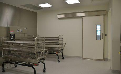 Hospital door / sliding K Type Dortek