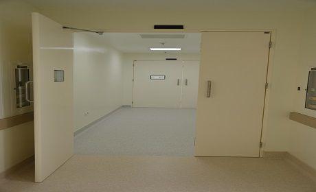 Hospital door / laboratory / swinging K Type Dortek