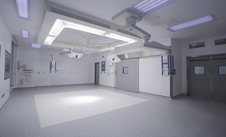 Hospital door / for operating theaters / sliding / fire MF5 Dortek