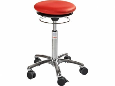 Medical stool / on casters / height-adjustable Pilates Air series Global Stole