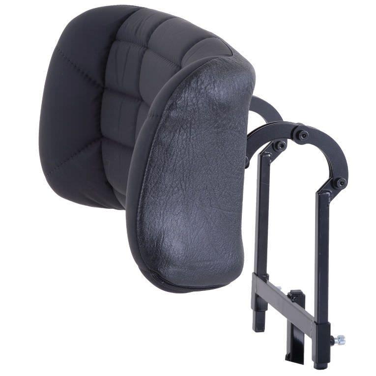 Universal wheelchair headrest Max headrest Dyna Products BV