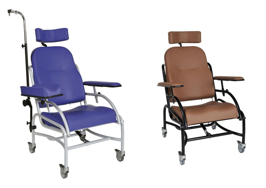 Chair with armrests / with high backrest DynaSpace Dyna Products BV
