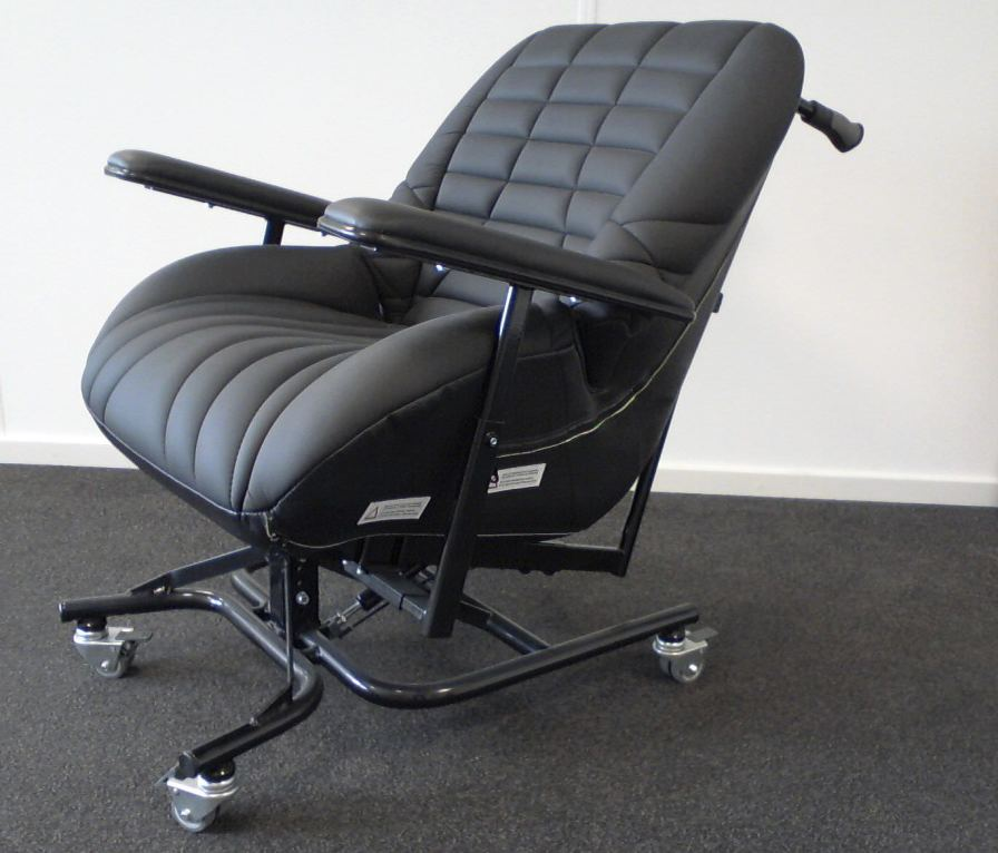 Universal wheelchair seating DynaRelax Dyna Products BV