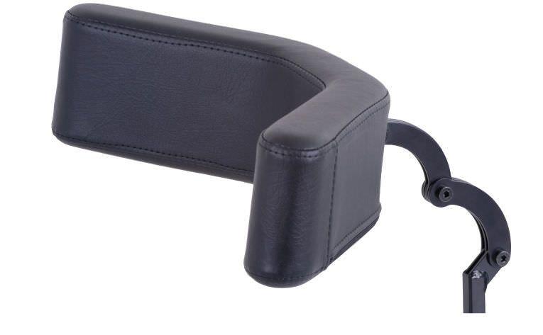 Universal wheelchair headrest headrest Dyna Products BV