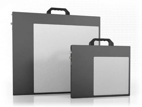 Multipurpose radiography flat panel detector / portable DRP 2020/4040 NDT Dürr NDT