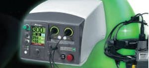 Ophthalmic laser / for retinal photocoagulation / diode / tabletop 532 nm | PUREPOINT® Alcon