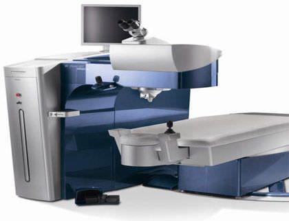Cornea cap cutting laser / solid-state / femtosecond WaveLight® FS200 Alcon