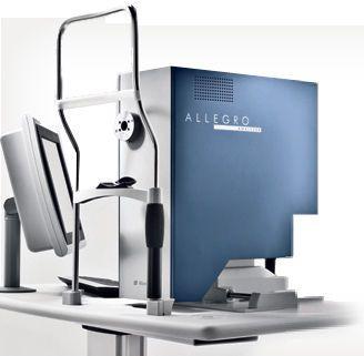 Wavefront aberrometer (ophthalmic examination) WaveLight® Analyzer Alcon