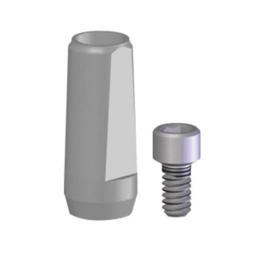 Titanium implant abutment MDT30-352 EASY SYSTEM IMPLANT