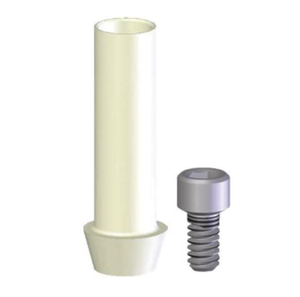 Cylindrical dental implant CAA30 EASY SYSTEM IMPLANT