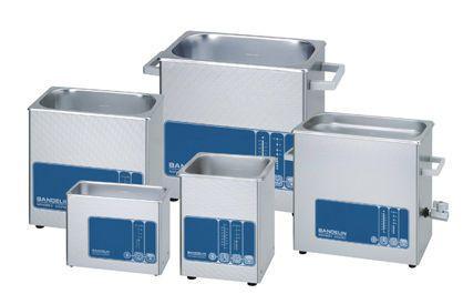 Medical ultrasonic bath / compact 0.9 - 90 L | SONOREX DIGITEC BANDELIN electronic