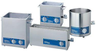 Medical ultrasonic bath / compact 0.9 - 90 L | SONOREX SUPER BANDELIN electronic