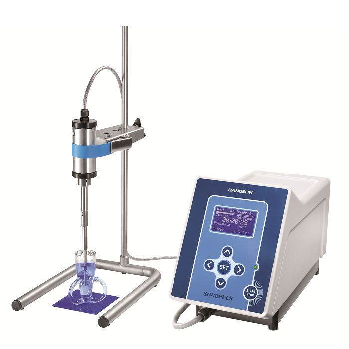 Ultrasonic homogenizer SONOPULS HD 4050, SONOPULS HD 4100 BANDELIN electronic