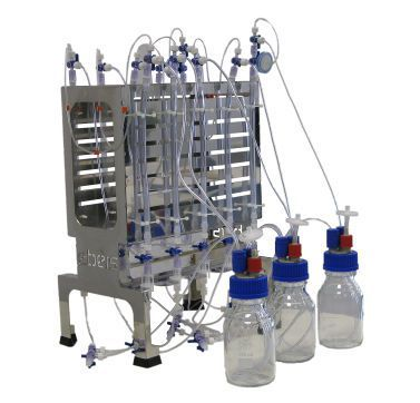 Cell culture streaking system P3D Ebers Medical