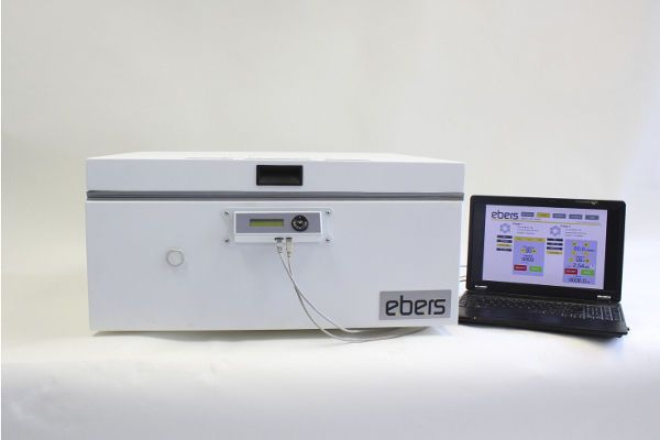 Laboratory cell culture laboratory bioreactor TEB500 series Ebers Medical