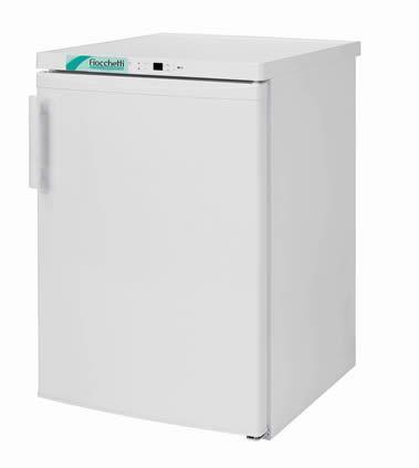 Laboratory freezer / cabinet / with manual defrost / 1-door -16 °C ... -28 °C, 130 L | ECO 130 C.F. di Ciro Fiocchetti & C. s.n.c.