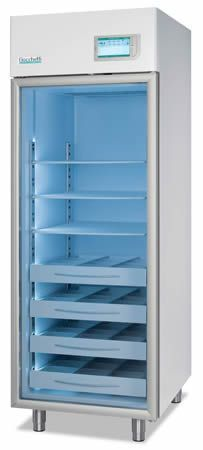 Blood plasma freezer / upright / 1-door -20 °C ... -15 °C, 620 L | 700 ECT-F TOUCH C.F. di Ciro Fiocchetti & C. s.n.c.
