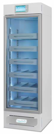 Blood bank refrigerator / cabinet / 1-door 4 °C, 347 L | EMOTECA 400 C.F. di Ciro Fiocchetti & C. s.n.c.
