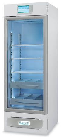 Laboratory refrigerator / cabinet / with automatic defrost / 1-door 2 °C ... 15 °C, 527 L | MEDIKA 500 C.F. di Ciro Fiocchetti & C. s.n.c.