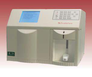 Automatic hematology analyzer / leukocyte distribution / 16-parameter Evolution Drew Scientific
