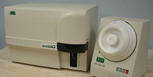 Automatic hematology analyzer / leukocyte distribution / 22-parameter 80 tests/h | 2280 Drew Scientific