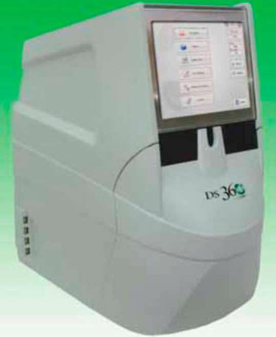 Automatic glycated hemoglobin analyzer DS360 Drew Scientific