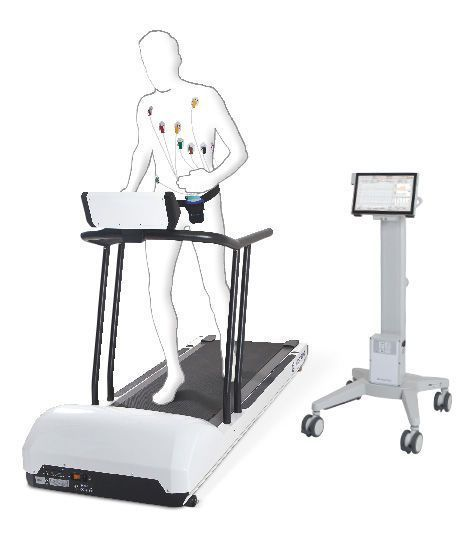Cardiac stress test equipment custo touch er2100 Custo med