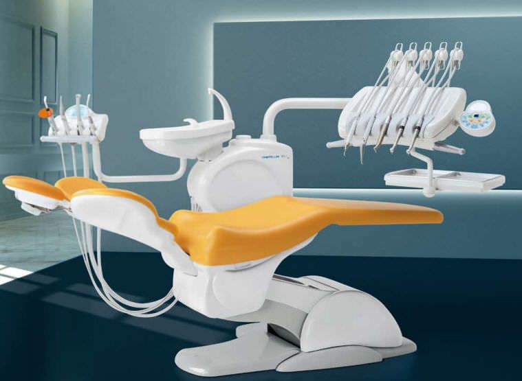 Dental treatment unit PUMA ELI 5 Castellini