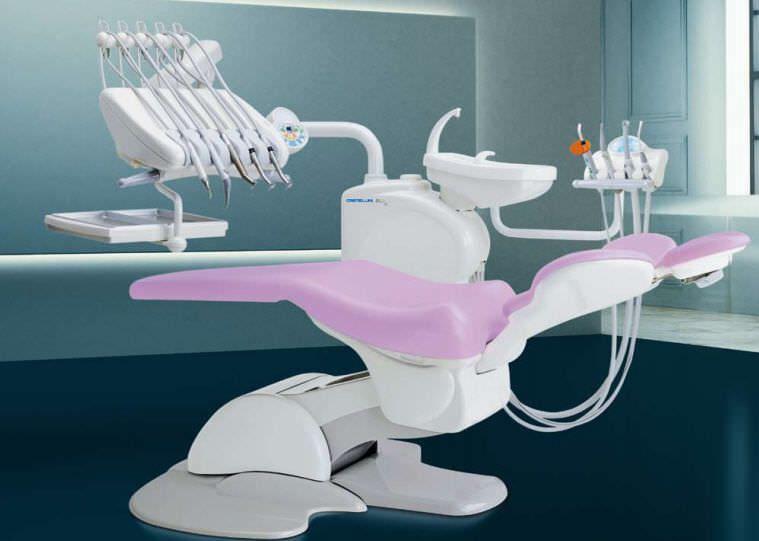Dental treatment unit PUMA ELI 5 AMBIDEXTROUS Castellini