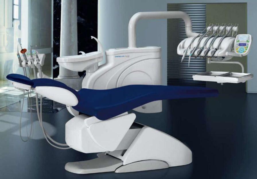 Dental treatment unit DUO PLUS Castellini