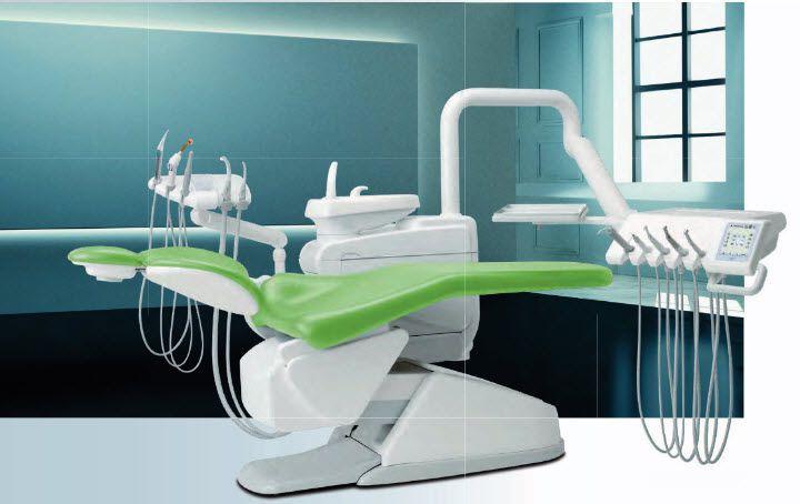 Dental treatment unit SKEMA 8 CP Castellini