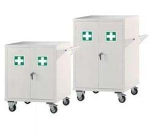 Storage trolley / with hinged door MFA CRAVEN