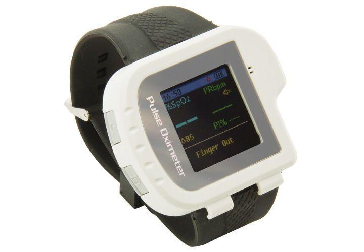 Wrist pulse oximeter / with separate sensor 0 - 100 % SpO2 | CMS50I Contec Medical Systems
