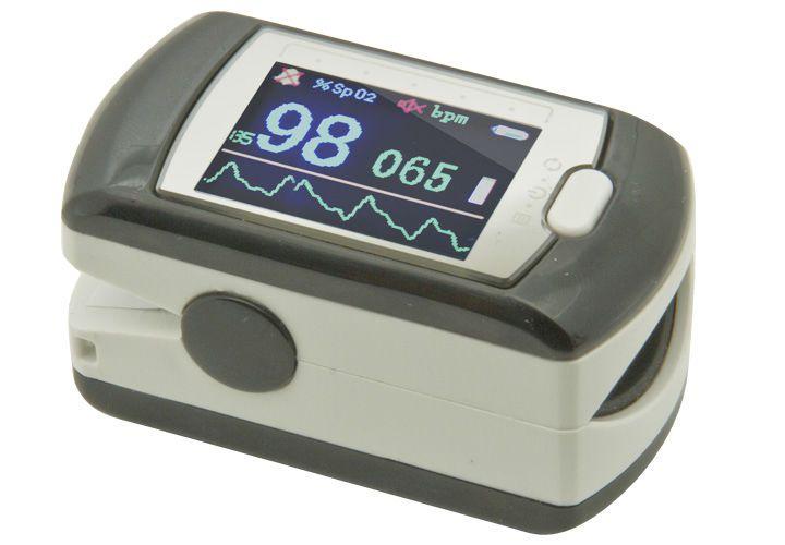 Fingertip pulse oximeter / compact 0 - 100 % SpO2, 30 - 250 bpm | CMS50E Contec Medical Systems