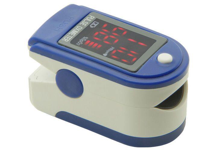 Compact pulse oximeter / fingertip 0 - 100 % SpO2 | CMS50DL Contec Medical Systems