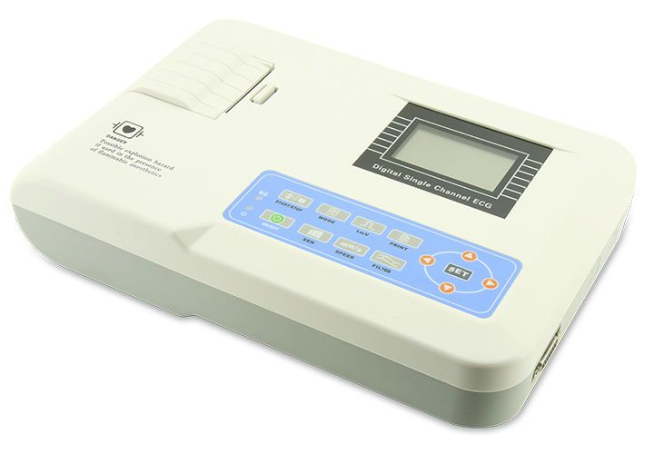Digital electrocardiograph / 1-channel ECG100G Contec Medical Systems
